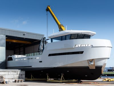 Lynx Yachts, varato il secondo YXT 24 Evolution