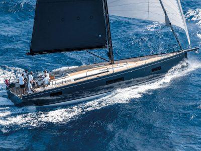 Bénéteau First Yacht 53, first time