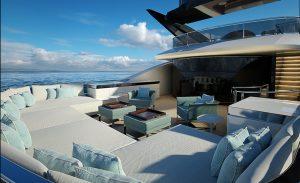 ISA GT 45m ISA GT 45 metri Isa Yachts