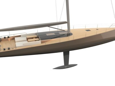 Baltic Yachts, coming up with its new 68′ Café Racer