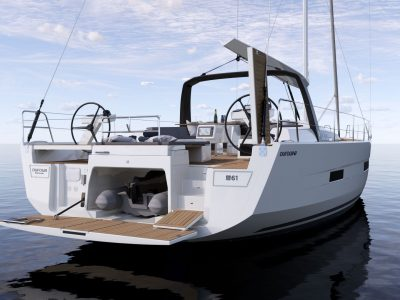 Dufour 61: here's the new flagship