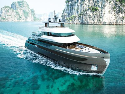 Benetti B.Yond, discovering new worlds