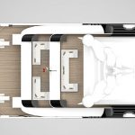 ROSETTI SUPERYACHTS_ORCA TOP VIEW