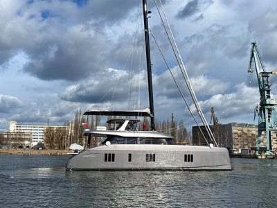 Sunreef Yachts, launched Sunreef 80 Double Happiness