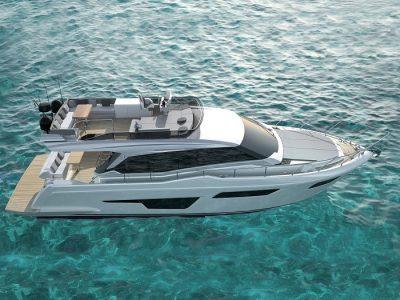 Ferretti Yachts 500: una barca, due anime