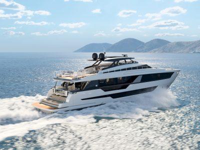 Ferretti Yachts 1000, il più grande di sempre