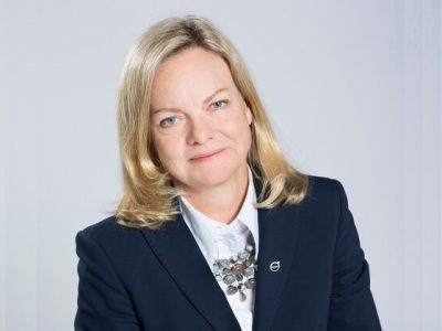 Volvo appointed Helene Mellquist as President of Volvo Penta Unit