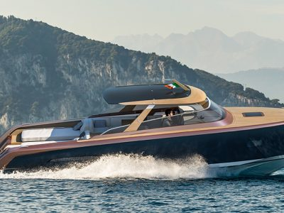 L'Heritage 9.9 di Castagnola Yacht è quasi pronto al lancio