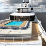 LANA - Pool (copyright Benetti and Imperial)