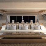 LANA - Upper deck aft (copyright Benetti and Imperial)