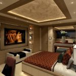LANA - VIP cabin (copyright Benetti and Imperial)