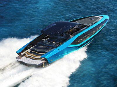 Tecnomar for Lamborghini 63, uniti per un grande progetto
