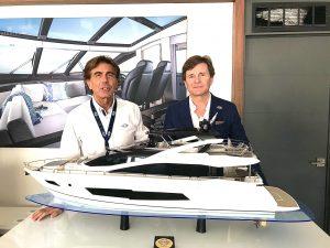 Sunseeker Andrea Frabetti e Francesco Frediani