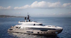 Azimut Grande Trideck Azimut Yachts frame