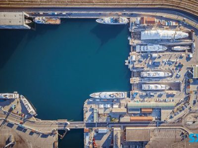 Palumbo Superyachts Refit Marseille: renewed concession for 21 years