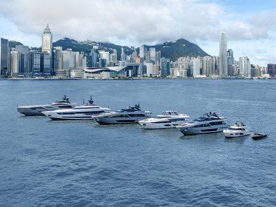 Ferretti Group consolida la sua posizione nell'area Asia Pacific