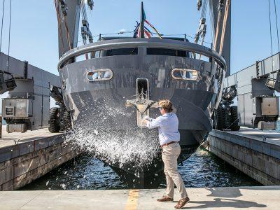 Palumbo Superyachts: varato il M/Y Haze Extra Yachts