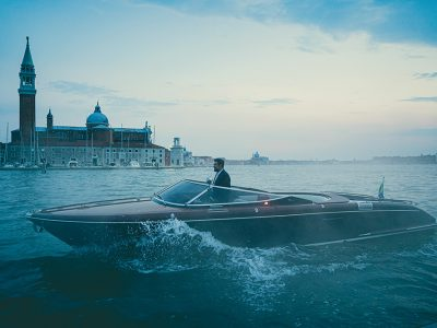 Riva in the Movie: Pierfrancesco Favino celebrates the Riva myth and the Cinema