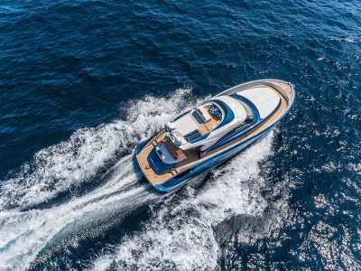 Solaris Power 48 Fly: the sea trial video