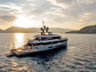 Benetti Oasis 40M al Salone Nautico di Genova 2020