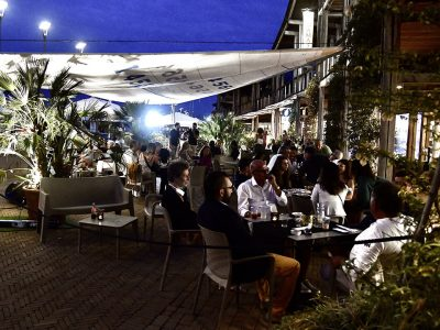Marina di Varazze: aperto il lounge bar e bistrot QQ7