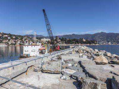 Rapallo, 20mila metri quadri sotto i mari