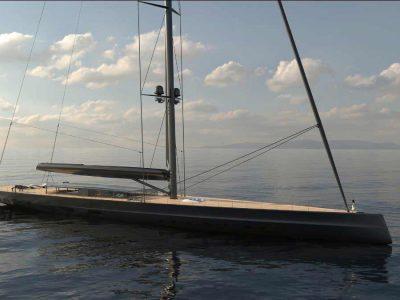 Royal Huisman and Malcolm McKeon unveil APEX 850