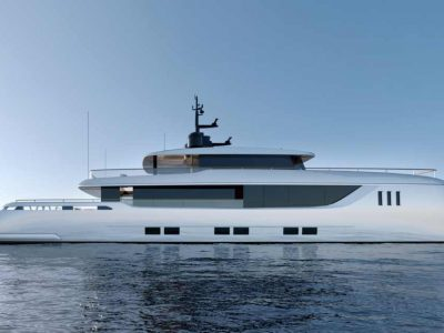 Sunreef Yachts, here is the 40m Sunreef Explorer