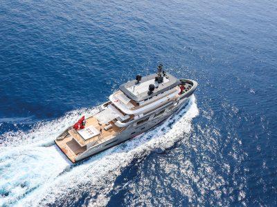 CdM Avdace, the ultimateexplorer boat