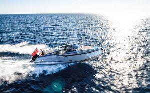 Fairline F-Line 33 Outboard