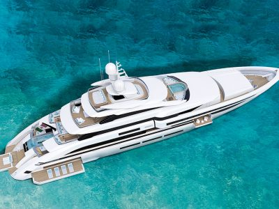 Team for Design – Isa Yachts Continental 65M