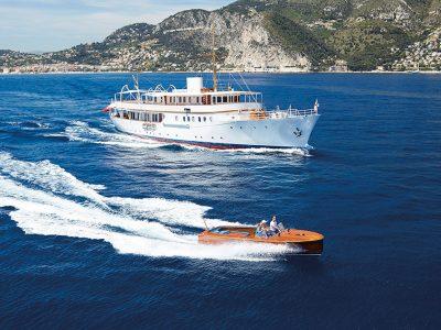 Malahne, Hollywood's Yacht