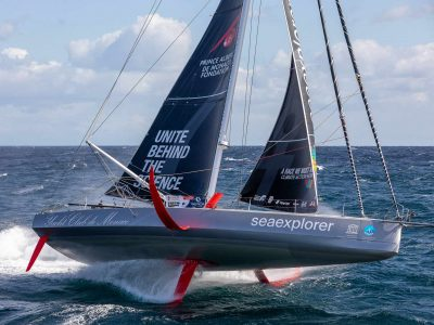 Boris Herrmann per Yacht Club de Monaco al Vendée Globe 2020