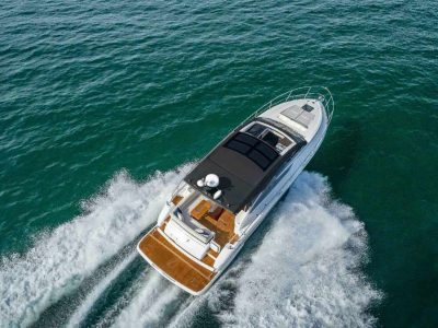 Propspeed is now the standard on board Fairline yachts
