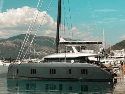 Sunreef Yachts presents the Sunreef 80 Nomad
