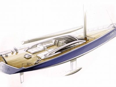 Winch Design Sailing Yachts, here are the future projects