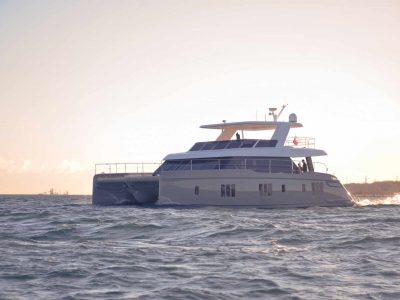 Sunreef Yachts reveals pictures of 60 Sunreef Power