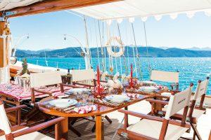 Francesco Bogazzi Boat Gourmet Agosto 2020