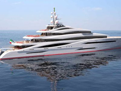 Ocean Independence discloses 100 Metre Superyacht Project Century X
