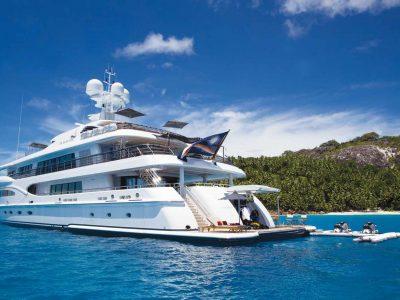 Sea Rhapsody ready for charter status in Seychelles