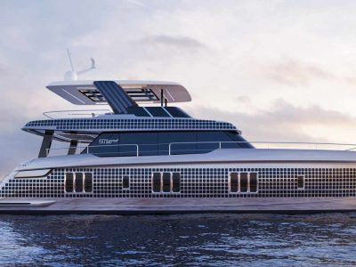 Sunreef Yachts presents 60 Sunreef Power Eco