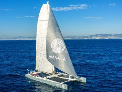 AMAALA Explorer torna a Monaco con i dati sulla salute del Mediterraneo