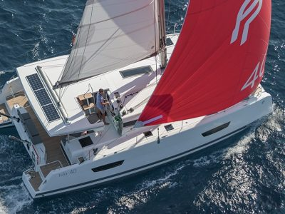 Fountaine Pajot Isla 40, here is the official video