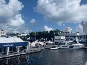princess yachts at flibs