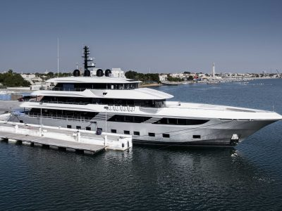 Majesty 175 di Gulf Craft, lo yacht in composito più grande del mondo