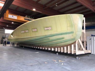 Maxi Dolphin, procede la costruzione del MD70 Power