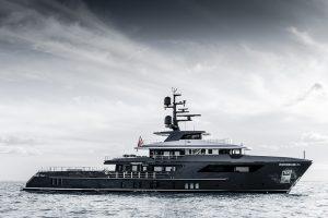Sanlorenzo Superyacht Sanlorenzo 500EXP photo by Guillaume Plisson