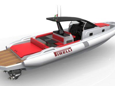 TecnoRib, varo tecnico per il Pirelli 35
