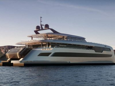 Sunreef Yachts, 5 moves ahead with Francis Lapp