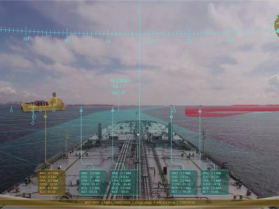 Furuno Envision AR-100M, navigare in realtà aumentata